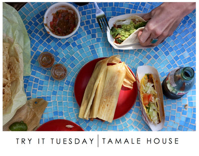 Try It Tuesday: Tamale House