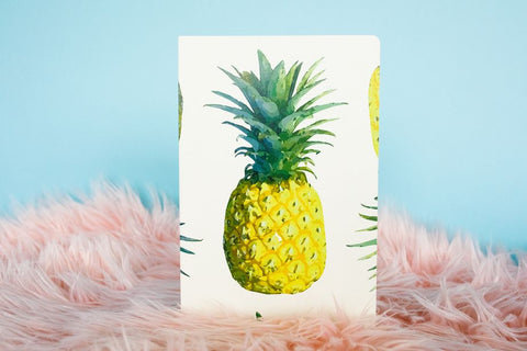 Eater Austin 2018 Holiday Gift Guide Katie Kime Pineapple Journal