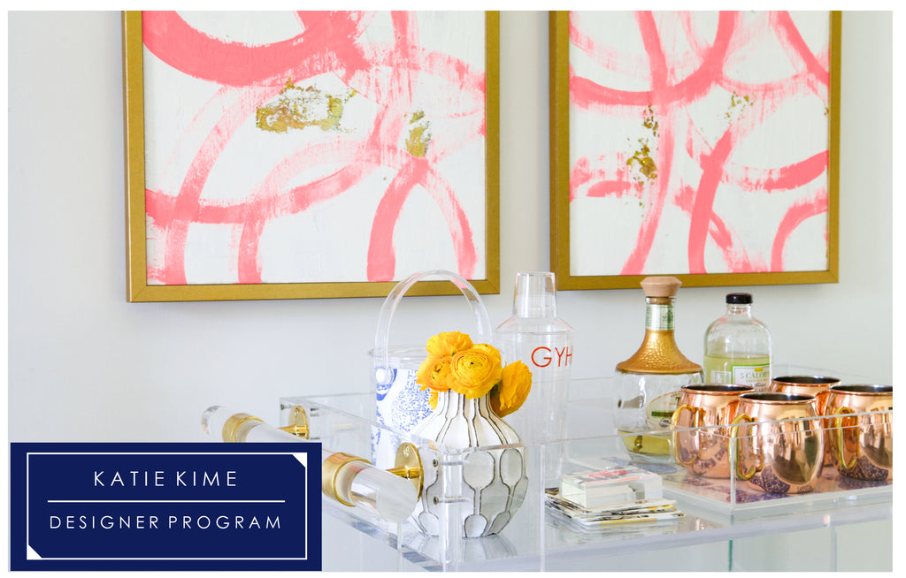Katie Kime Does Offer A To The Trade Discount For All Designer That  Qualify. In Order To Qualify For Our 30% Trade Discount, You Need To Fill  Out The ...