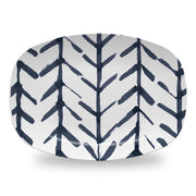 Melamine Arrows Dinnerware