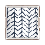 Lucite Trays Arrows Lucite Tray
