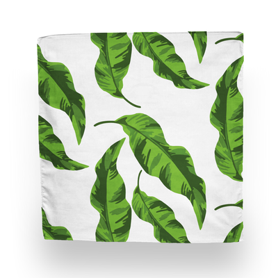 Linen Banana Leaves Napkin