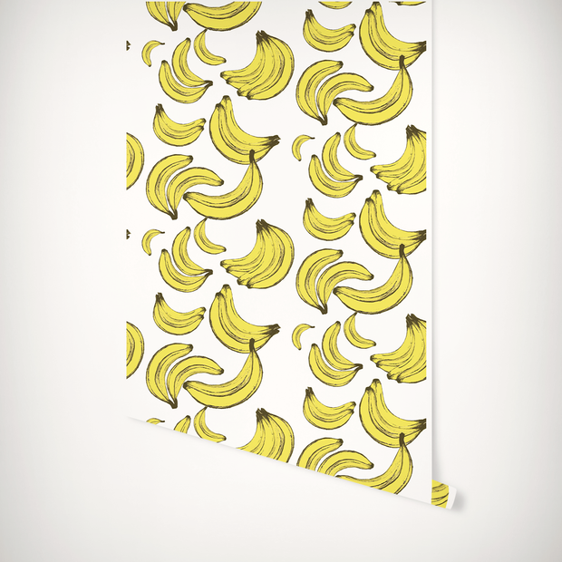 Wallpaper Double Roll Bananas For You Wallpaper
