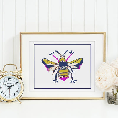 Gallery Prints 7x5 Bees Knees Print