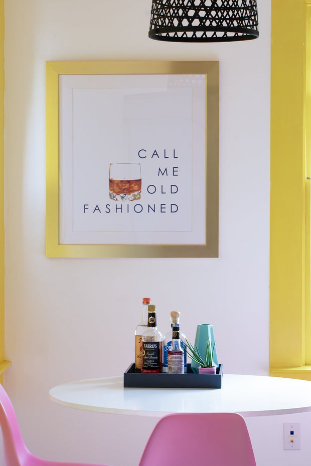 Gallery Prints Call Me Old Fashioned Print