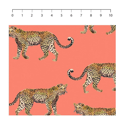 Fabric Cheetahs Fabric