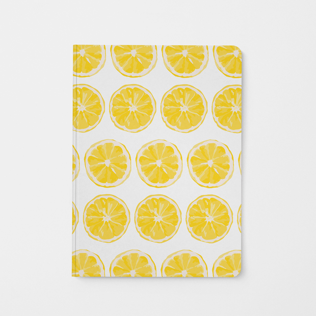 Journal Citrus Sunrise Journal