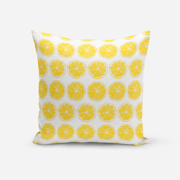 Pillows Without Insert / 20x20 Citrus Sunrise Outdoor Pillow