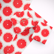 Gift Wrap Citrus Sunset Gift Wrap