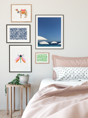 Gallery Prints Triangle Print