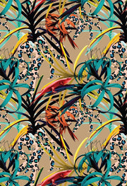 Gift Wrap Out Of Africa Satin Gift Wrap