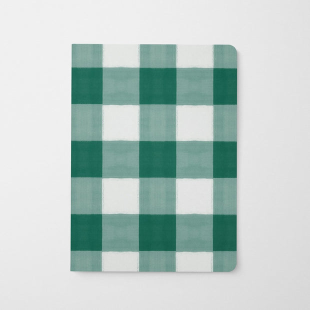 Journal Hunter Gingham Journal