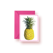 Greeting Card Pineapples Greeting Card