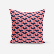 Pillows Navy / Without Insert / 20x20 Gretta Outdoor Pillow