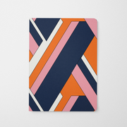 Journal Navy Lucy Journal