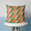 Pillows Green / With Insert / 20x20 Lucy Outdoor Pillow