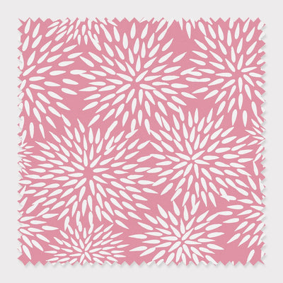 Fabric Cotton / Pink / By The Yard Mums The Word Fabric