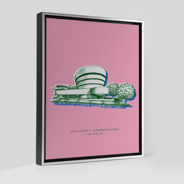 Gallery Prints New York Guggenheim Print
