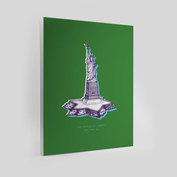 Gallery Prints New York Statue of Liberty Print