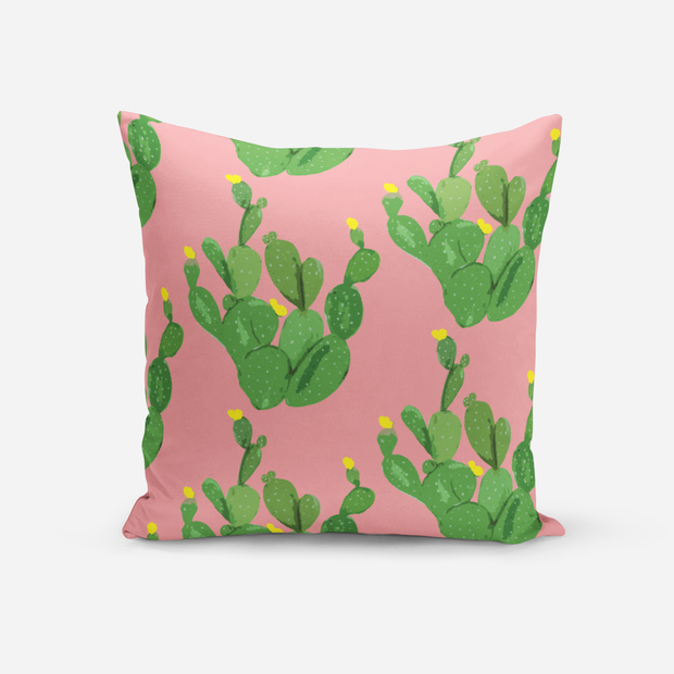 Pillows Coral / Without Insert / 20x20 Palm Desert Outdoor Pillow