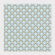 Fabric Cotton / Blue Parker Fabric
