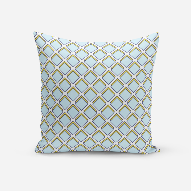 Pillows Blue / Without Insert / 20x20 Parker Outdoor Pillow