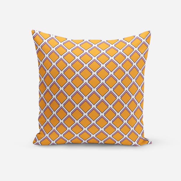 Pillows Orange / Without Insert / 20x20 Parker Outdoor Pillow