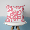 Pillows Coral / With Insert / 20x20 Penelope Outdoor Pillow