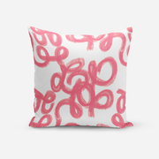 Pillows Coral / Without Insert / 20x20 Penelope Outdoor Pillow