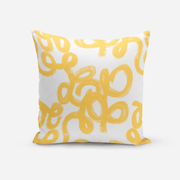 Pillows Yellow / Without Insert / 20x20 Penelope Outdoor Pillow