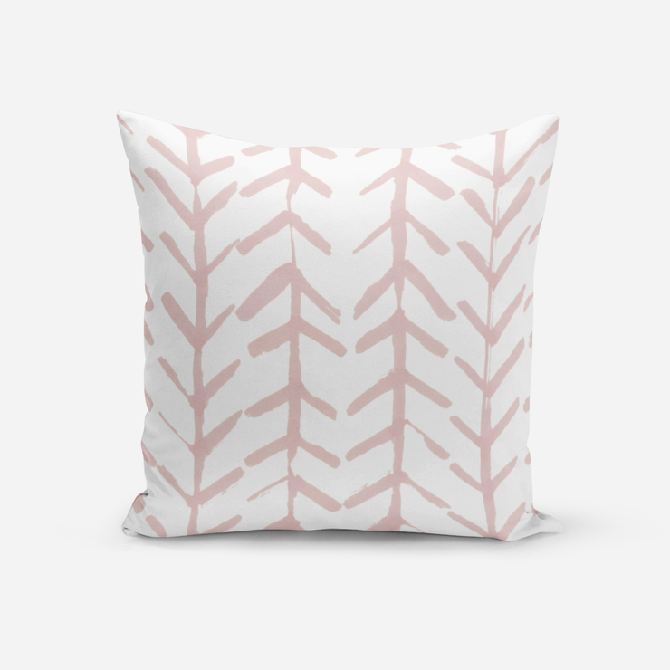 Pillows Light Pink / Broadcloth / 16x16 Arrows Pillow