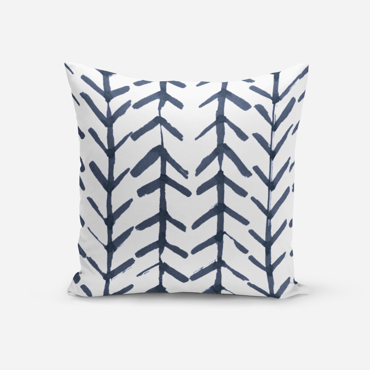 Pillows Navy / Broadcloth / 16x16 Arrows Pillow