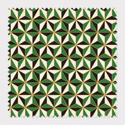 Fabric Cotton / Green Riviera Fabric