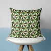 Pillows Green / With Insert / 20x20 Riviera Outdoor Pillow