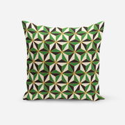 Pillows Green / Without Insert / 20x20 Riviera Outdoor Pillow