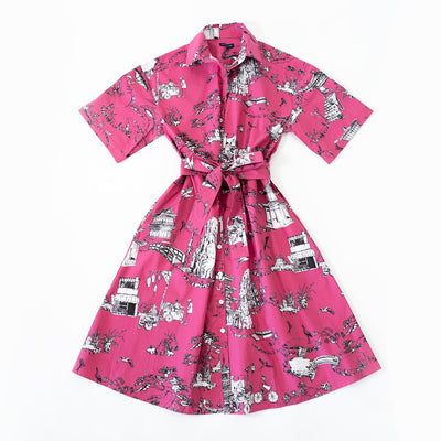 Dress Shangri La Dress - Pink