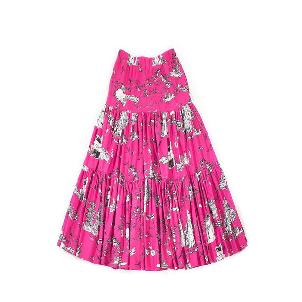 Skirt Shangri La Skirt - Pink