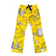 Pajama Set Shangri La Toile Long Pant Pajama Set