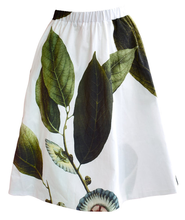 Skirt X-Small Medallion Leaves Skirt