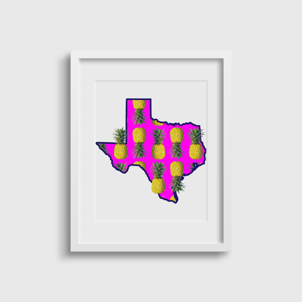 Gallery Prints 5x7 Texas Tropicali Print