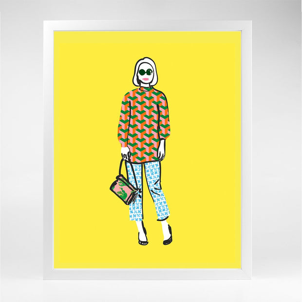 Gallery Prints The Audrey Print