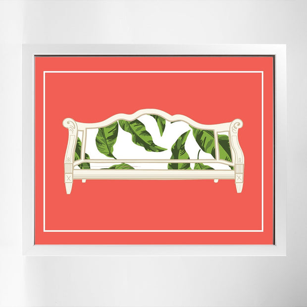 Gallery Prints The Classic Sofa Print