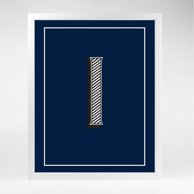 Gallery Prints I The Letter Series