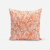 Pillows Orange / Broadcloth / 14x20 Zebra Pillow