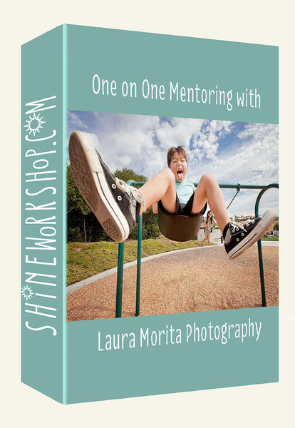 One hour of one on one online mentoring with Laura Morita