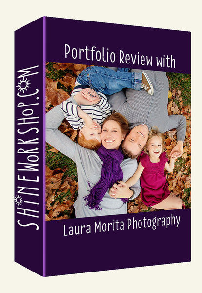 Portfolio Review with Laura Morita Photography