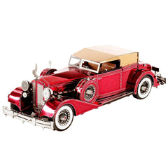 Fascinations Metal Earth 3D Laser Cut Model - 1934 Packard Twelve Convertible