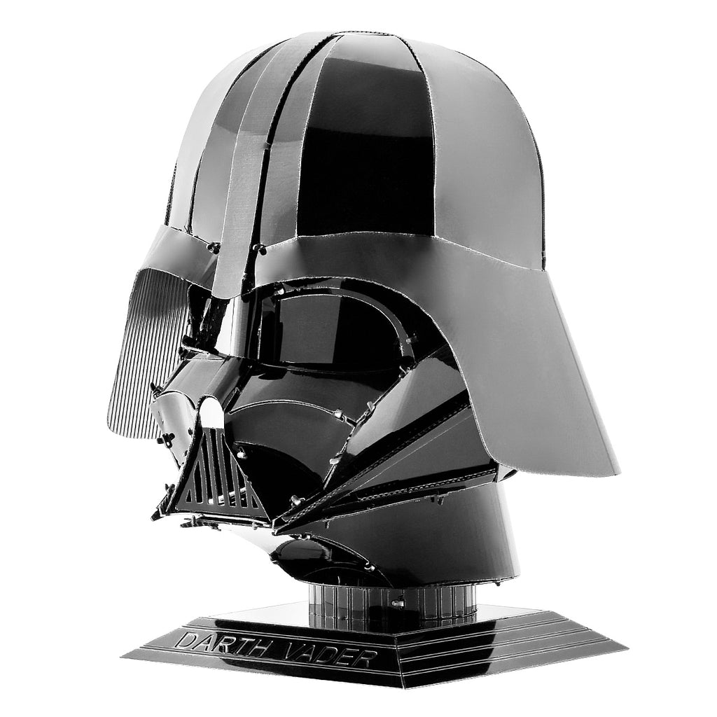 Fascinations Metal Earth 3D Model Kit - Star Wars - Darth Vader Helmet