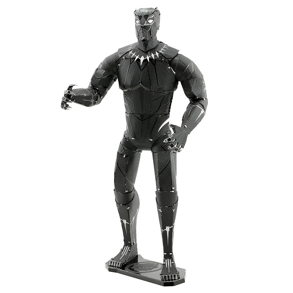 Metal Earth 3D Laser Cut Model Kit Marvel Avengers Black Panther