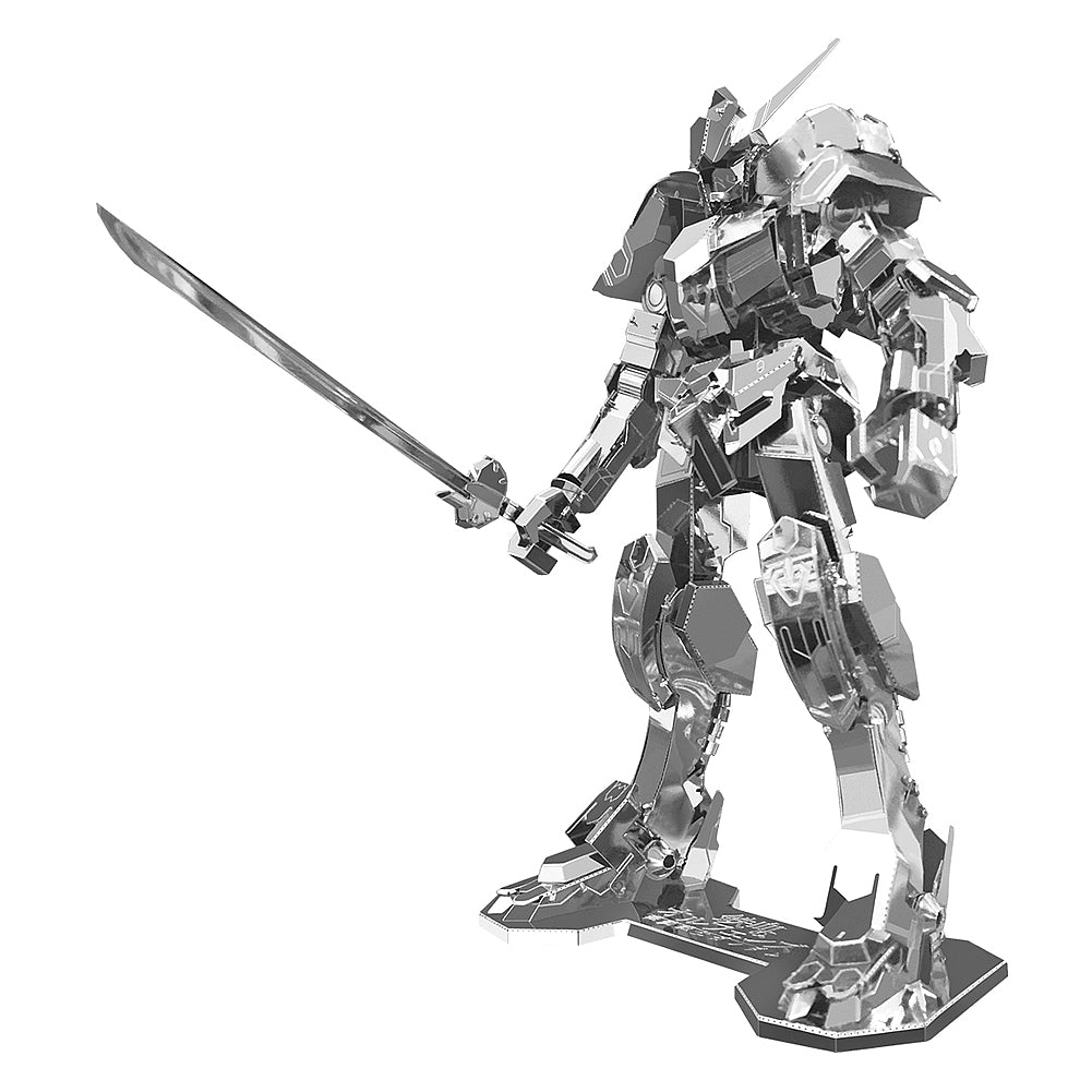 Fascinations Metal Earth 3D ICONX Laser Cut Model GUNDAM BARBATOS